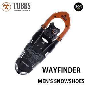 タブス スノーシュー TUBBS WAYFINDER Men's snowshoes 25/30 SNOW SHOE かんじき スノーボード トレッキング バックカントリー boomsports-ec