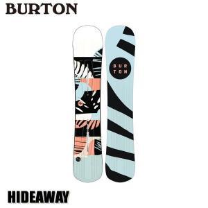 19-20 レディース スノーボード 板 バートン ハイダウェイ Burton HIDEAWAY ウィメンズ スノボ 女性用 2020 日本正規品|boomsports-ec