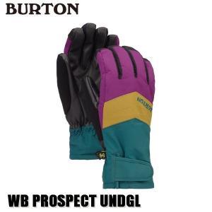 19-20 バートン BURTON Women's Prospect Under Glove グローブ ウィメンズ 女性用 2020 日本正規品 予約|boomsports-ec