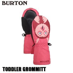 19-20 バートン BURTON Toddler Grommitt Mitt グローブ キッズ 子供用 2020 日本正規品 予約|boomsports-ec