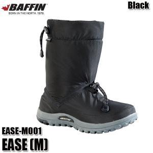 18-19 バフィン イース メンズ BAFFIN EASE M ease-m001 black 男性用 防寒ブーツ スノーブーツ 2019|boomsports-ec
