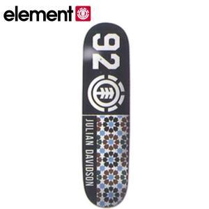 エレメント スケートボード デッキ ELEMENT AF027-195 7.875in x 32in 大人用 スケボ 板|boomsports-ec