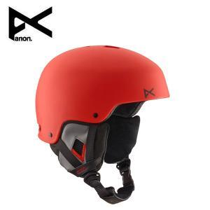 アノン ストライカー anon. Striker Ruby Red メンズ スキー スノーボード ヘルメット 男性用 15-16 2016|boomsports-ec