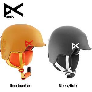 アノン スカウト anon. Scout Beastmaster Black/noir ジュニア スキー スノーボード ヘルメット 子供用 キッズ ユース|boomsports-ec