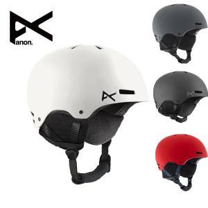 アノン レイダー anon. Raider Black メンズ スキー スノーボード ヘルメット 男性用 16-17 2017 日本正規品 送料無料|boomsports-ec