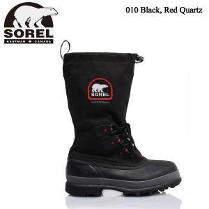 ソレル ウィンターブーツ ベアーエックスティー SOREL Bear XT NM2129 メンズ 男性用 防寒ブーツ スノーブーツ 日本正規品|boomsports-ec