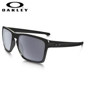 サングラス OAKLEY SLIVER XL OO9346-01 009346-01 Polished Black/Grey ASIA アジアンフィット boomsports-ec