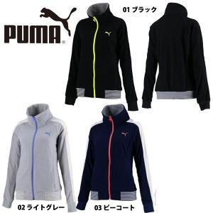 プーマ PUMA レディース トレーニングウェアセット 大人用 ビッグサイズ 大きいサイズ ジャージ 上下セット 514767 514768|boomsports-ec