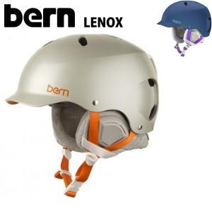 バーン レノックス bern LENOX レディース BMX クロスバイク ロードバイク スキー スノーボード ヘルメット 女性用 大人用 プロテクター|boomsports-ec