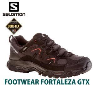 17-18 サロモン フォルタレザ ゴアテックス SALOMON FOOTWEAR FORTALEZA GTX メンズ スポーツシューズ トレイルランニング 国内正規品|boomsports-ec