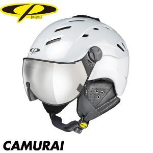 シーピー カムライ CP CAMURAI スキー スノボ スノーボード バイザー ヘルメット ベンチレーション プロテクター|boomsports-ec