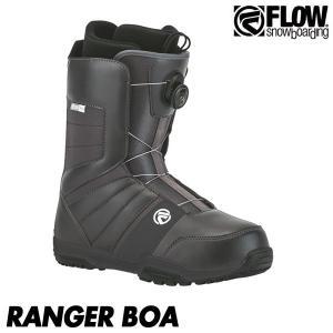 17-18 フロー スノーボード ブーツ ダイヤル式 レンジャー ボア 靴 FLOW RANGER BOA メンズ スノボ ブーツ 日本正規品|boomsports-ec