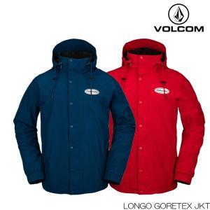 ボルコム ウェア ジャケット 20-21 VOLCOM LONGO GORE-TEX JACKET G0652112 メンズ スノボ ジャケット 2021 日本正規品|boomsports-ec