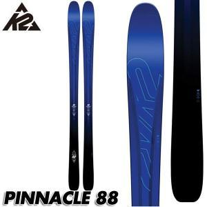 16-17 ケーツー ピナクル88 スキー K2 PINNACLE 88 184cm メンズ 男性用 フリーライド 板のみ 2017|boomsports-ec