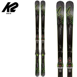 ケーツー エーエムピー チャージャー スキーセット K2 AMP CHARGER 172cm メンズ 男性用 ビンディング付 2点セット 2015-16|boomsports-ec