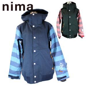 ニマ レディースボードジャケット スノーウェア nima NB-1010 19/39 S/M/L ウィメンズ 女性用 スキー スノボ|boomsports-ec