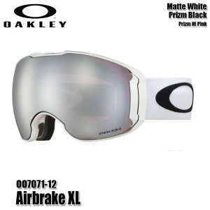 19-20 オークリー ゴーグル エアブレイクXL OAKLEY Airbrake XL OO7071-12 スタンダードフィット スキー スノーボード ゴーグル 日本正規品 boomsports-ec