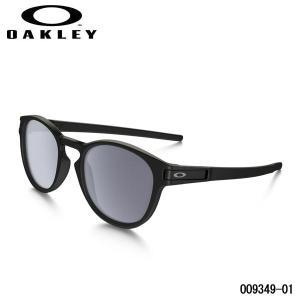 オークリー サングラス ラッチ OAKLEY Latch OO9349-01 009349-01 Matte Black/Grey アジアンフィット|boomsports-ec