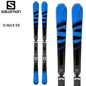 17-18 サロモン スキー板 SALOMON X MAX SX + MERCURY11 メンズ レディース ビンディング付 2点セット 送料&取り付け 無料