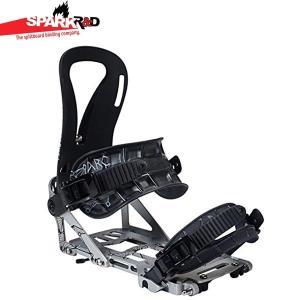 17-18 スパークアール&ディ Spark R&D ARC Metal アーク ビンディング バックカントリー スキー スノーボード スプリット パウダー|boomsports-ec