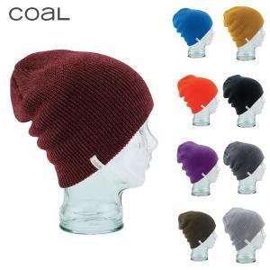 COAL コール ニット帽 FRENA SOLID BEANIE メンズ レディース スノーボード ビーニ 日本正規品|boomsports-ec