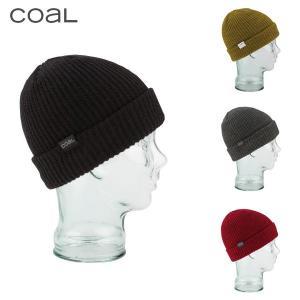 COAL(コール) STANLEY BEANIE ビーニー 帽子 ニット帽 スノー|boomsports-ec