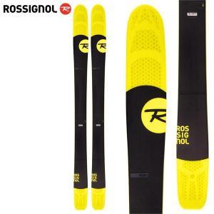 16-17 ロシニョール ソウル7 ROSSIGNOL SOUL7 172cm/188cm FREE パウダー スキー メンズ 男性用 板のみ FLAT 日本正規品|boomsports-ec