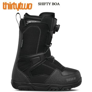 17-18 サーティーツー シフティーボア thirtytwo 32 SHIFTY BOA スノーボード ブーツ メンズ 男性用 2018 日本正規品 boomsports-ec