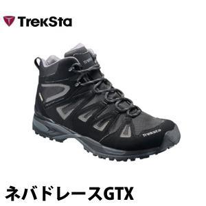 トレッキングシューズ メンズ ゴアテックス トレクスタ TrekSta ネバドレース GTX EBK159 登山靴 GORE-TEX シューズ boomsports-ec