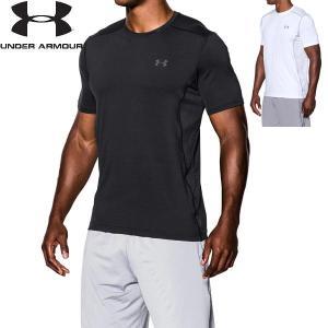 アンダーアーマー ヒットヒートギアSS トレーニングTシャツ 1257466 UNDER ARMOUR UA HIIT HG SS メンズ 男性用|boomsports-ec