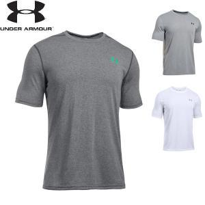 アンダーアーマー スレッドボーンサイロTシャツ トレーニングTシャツ 1289583 UNDER ARMOUR UA THREADBORNE SS メンズ 男性用|boomsports-ec