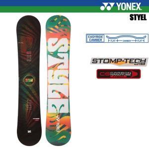 17 ヨネックス スタイル YONEX STYLE スノーボード 板 アウトレット セール 型落ち ...