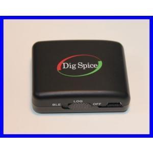 Dig Spice3 デジスパイス3 超小型GPSデータロガー 配線不要(レーシングカートの走行解析に)|bootspot