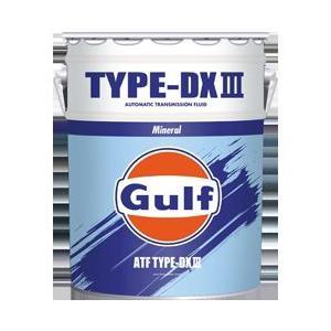 ガルフ[ Gulf ] オートマミッションオイル PG ATF TYPE-DX3 20L X 1本|bootspot
