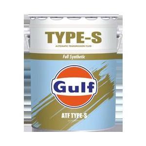 ガルフ[ Gulf ] オートマミッションオイル PG ATF TYPE-S 20L X 1本|bootspot