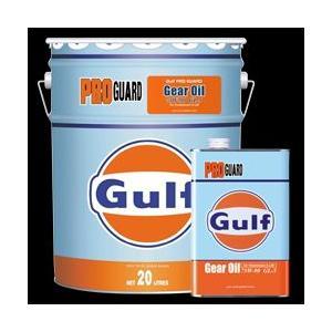 ガルフ[ Gulf ] PG ギアオイル 75W-90 1L X 12本セット 鉱物油|bootspot