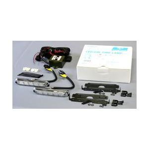 VELIAS 市光工業 LEDデイタイムランプ タイプ5Xキット ブルー 12V|bootspot