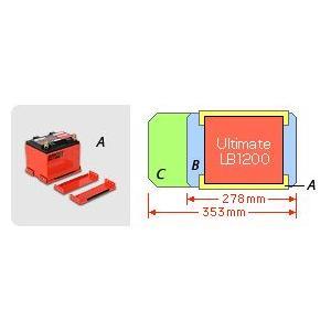 ODYSSEY(オデッセイ) オプションパーツ アタッチメント LB1200用 A12-01J bootspot