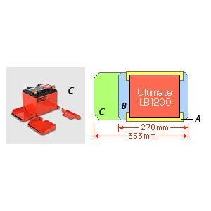 ODYSSEY(オデッセイ) オプションパーツ アタッチメント LB1200用 W353 A12-03J bootspot