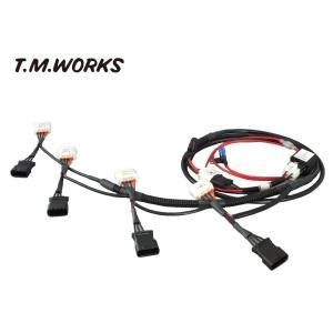 コイル入力電圧の電圧降下を抑制し、 常に安定したバッテリー電圧を供給  ■メーカー: T.M.WOR...