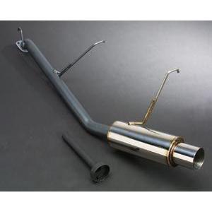 テイクオフ(TAKE OFF) 直管マフラー 爆音くん2 ワゴンR MC21S/MC11S (2WD専用/1〜4型)|bootspot