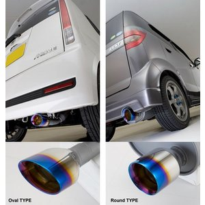 5ZIGEN マフラー MINX(ミンクス) ムーヴ カスタム L150S 車検対応(JASMA) bootspot