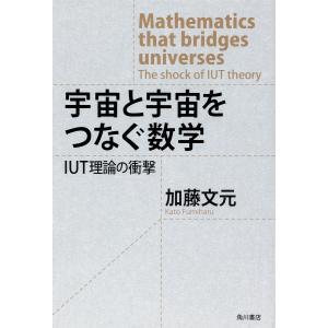 宇宙と宇宙をつなぐ数学 IUT理論の衝撃/加藤文元