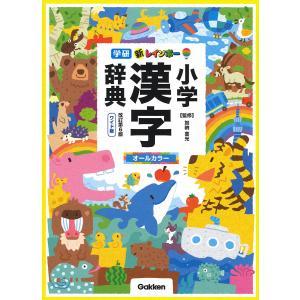 新レインボー小学漢字辞典 ワイド版/加納喜光