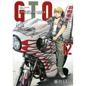 GTOパラダイス・ロスト 12/藤沢とおる