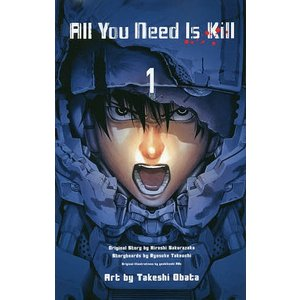 All You Need Is Kill 1/桜坂洋/竹内良輔/安倍吉俊キャラクター原案小畑健