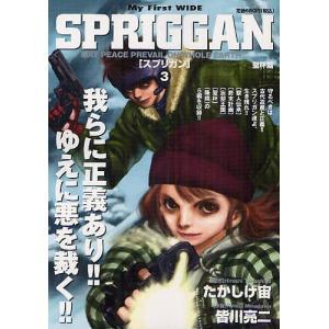 スプリガン 3/皆川亮二/たかしげ宙