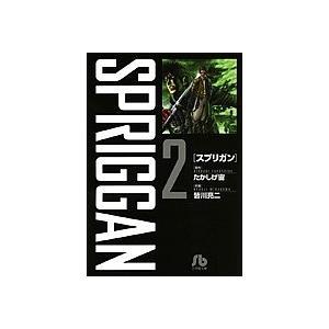 スプリガン 2/たかしげ宙/皆川亮二