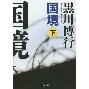 国境 下/黒川博行