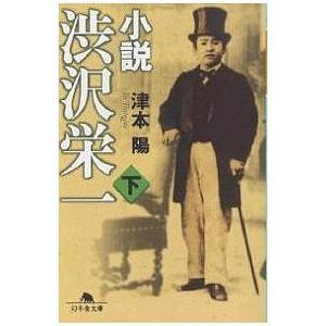 小説渋沢栄一 下/津本陽